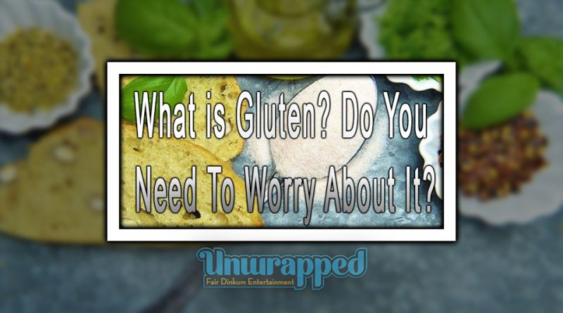 What is Gluten? Do You Need To Worry About It?