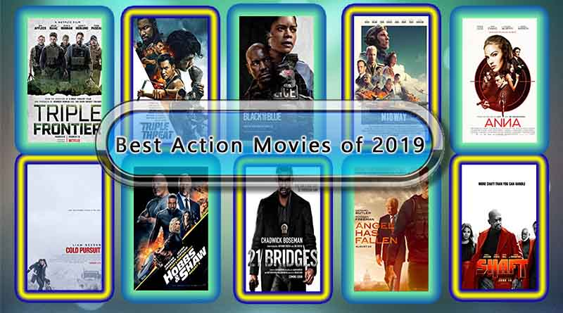 Best Action Movies of 2019