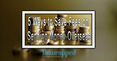 5 Ways to Save Fees on Sending Money Overseas