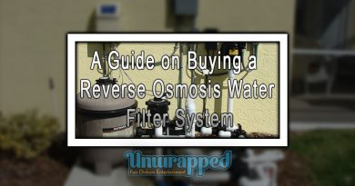 A Guide on Buying a Reverse Osmosis Water Filter System