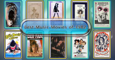 Best Music Movies of 1982