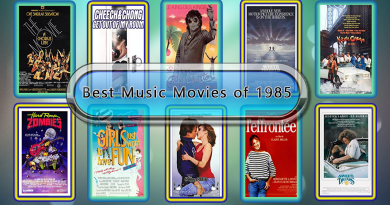 Best Music Movies of 1985