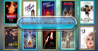 Best Music Movies of 1987