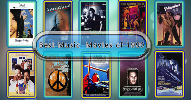 Best Music Movies of 1990