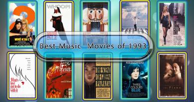 Best Music Movies of 1993