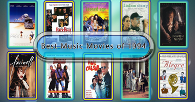 Best Music Movies of 1994