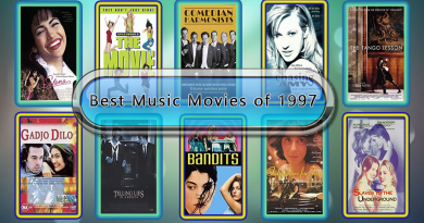 Best Music Movies of 1997