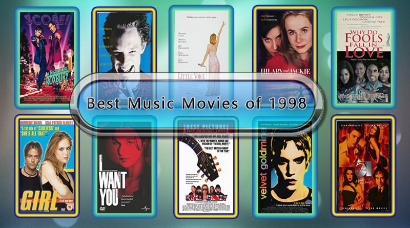 Best Music Movies of 1998