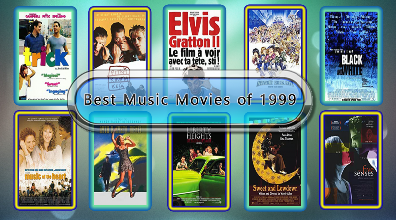 Best Music Movies of 1999