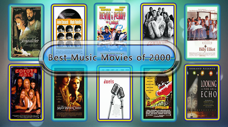 Best Music Movies of 2000