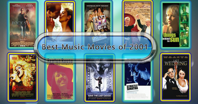 Best Music Movies of 2001