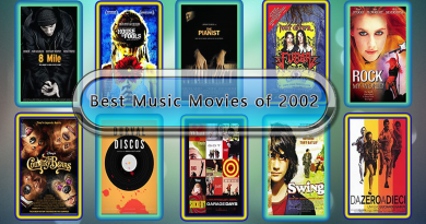 Best Music Movies of 2002