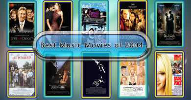 Best Music Movies of 2004