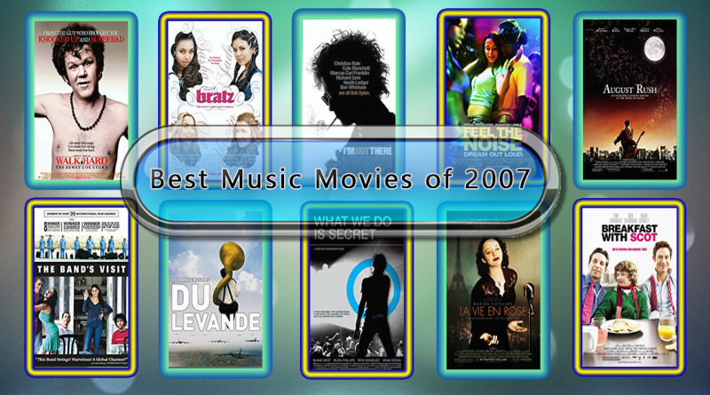 Best Music Movies of 2007
