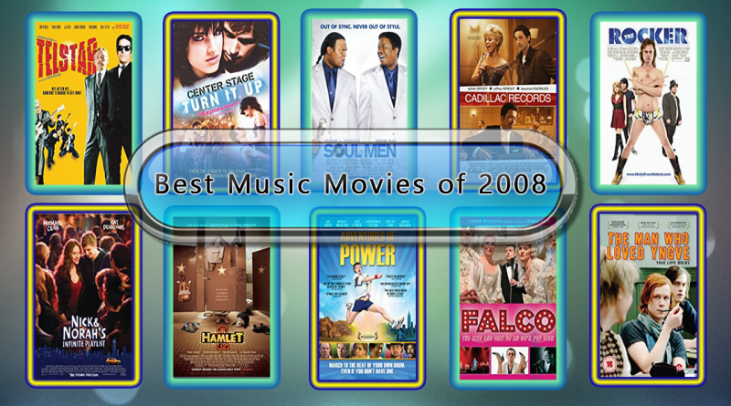Best Music Movies of 2008