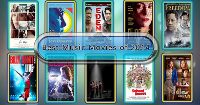 Best Music Movies of 2014