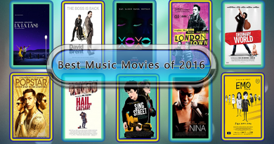Best Music Movies of 2016