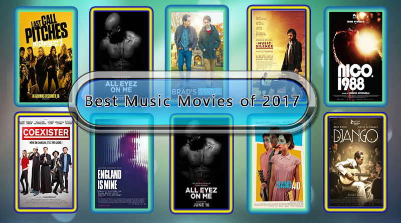 Best Music Movies of 2017