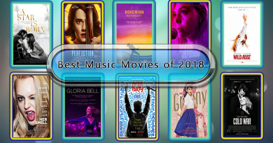 Best Music Movies of 2018