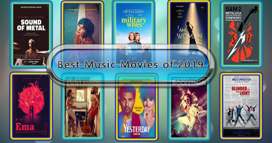 Best Music Movies of 2019