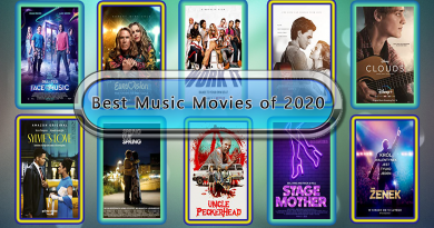 Best Music Movies of 2020