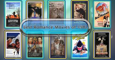 Best Romance Movies of 1982