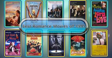 Best Romance Movies of 1995