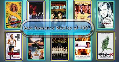 Best Romance Movies of 1997