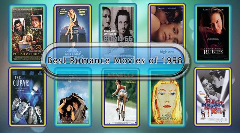 Best Romance Movies of 1998