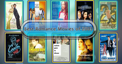 Best Romance Movies of 2003