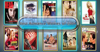 Best Romance Movies of 2004