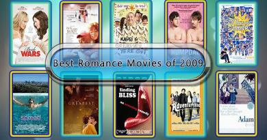 Best Romance Movies of 2009