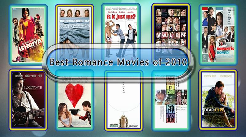 Best Romance Movies of 2010
