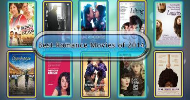 Best Romance Movies of 2014