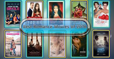 Best Romance Movies of 2016