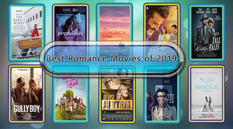 Best Romance Movies of 2019