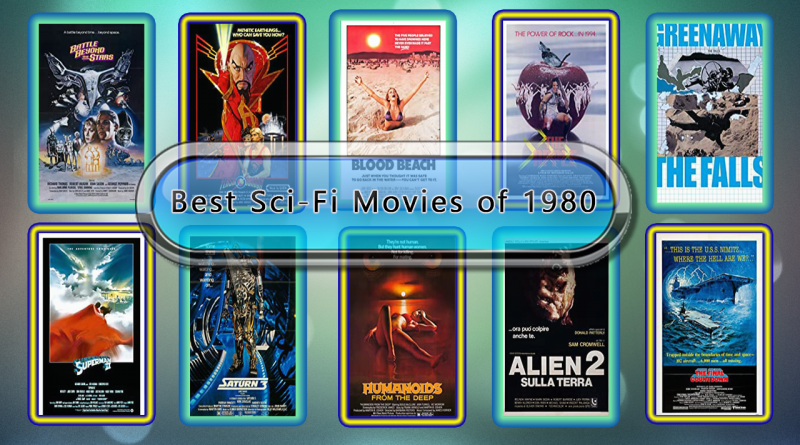 Best Sci-Fi Movies of 1980