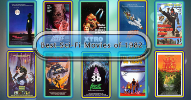 Best Sci-Fi Movies of 1982