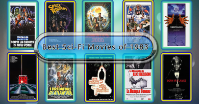 Best Sci-Fi Movies of 1983