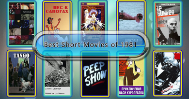 Best Short Movies of 1981