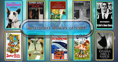 Best Short Movies of 1984