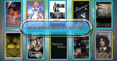 Best Short Movies of 1986