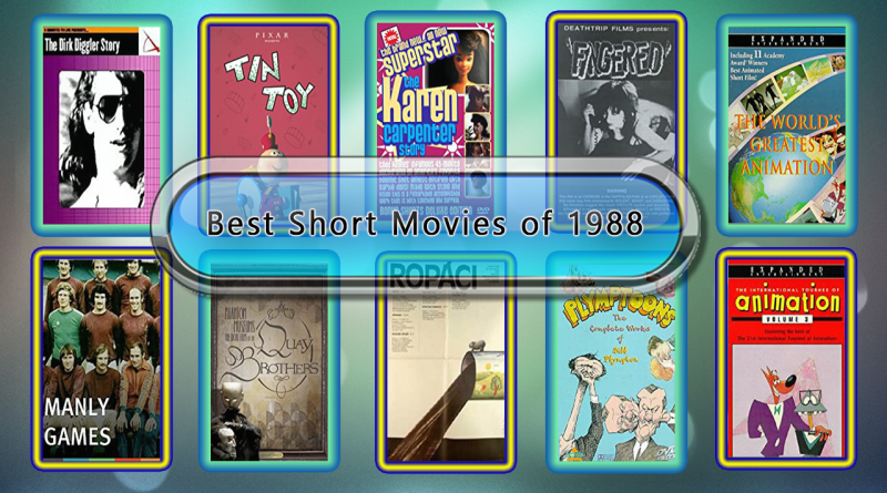 Best Short Movies of 1988