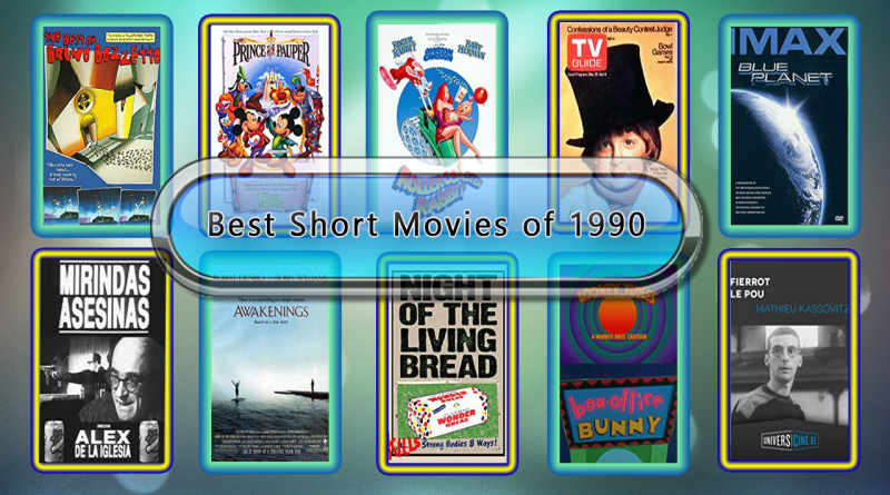 Best Short Movies of 1990