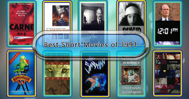 Best Short Movies of 1991