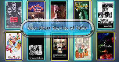 Best Short Movies of 1993