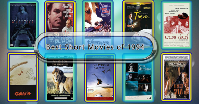 Best Short Movies of 1994