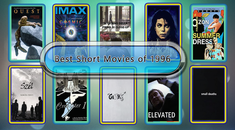 Best Short Movies of 1996