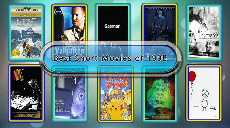 Best Short Movies of 1998