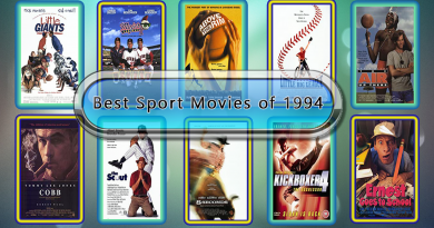 Best Sport Movies of 1994